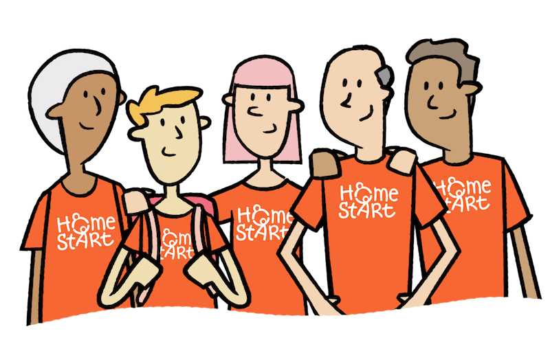 jpg download In luton home start. Volunteering clipart social work