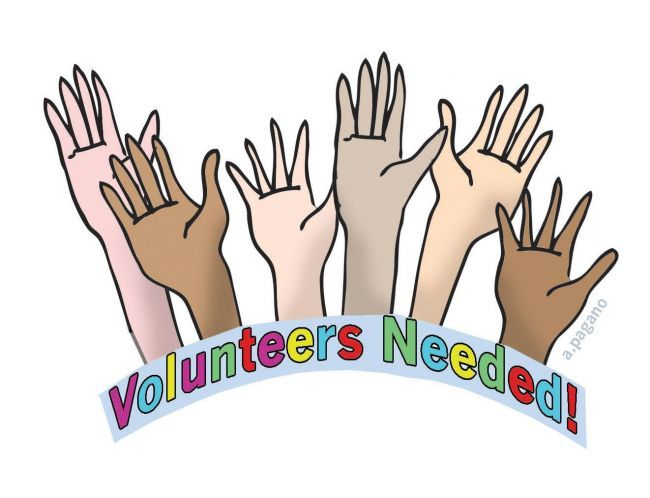 image free Volunteers needed clipart. Clip art parents as