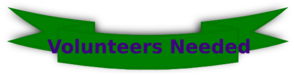 banner freeuse library Volunteers needed clipart. Clip art at clker