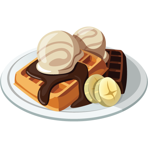 graphic Waffles icon myiconfinder food. Waffle breakfast clipart