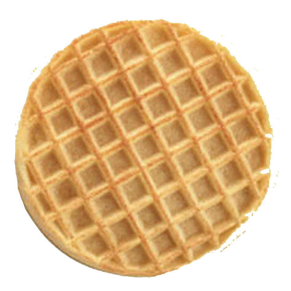 banner free stock Waffle transparent background free. Waffles clipart