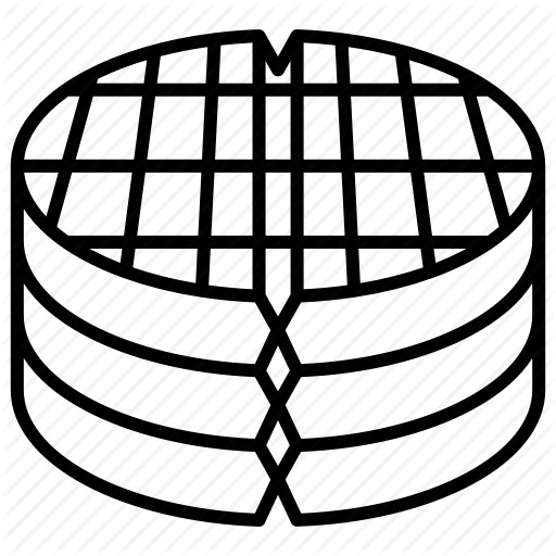 download Waffles drawing at getdrawings. Waffle clipart black and white