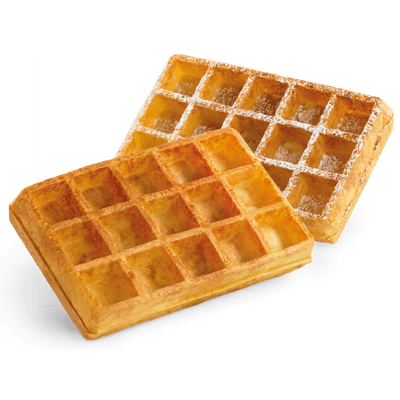 svg royalty free download Waffle clipart free. Chocolate waffles transparent png