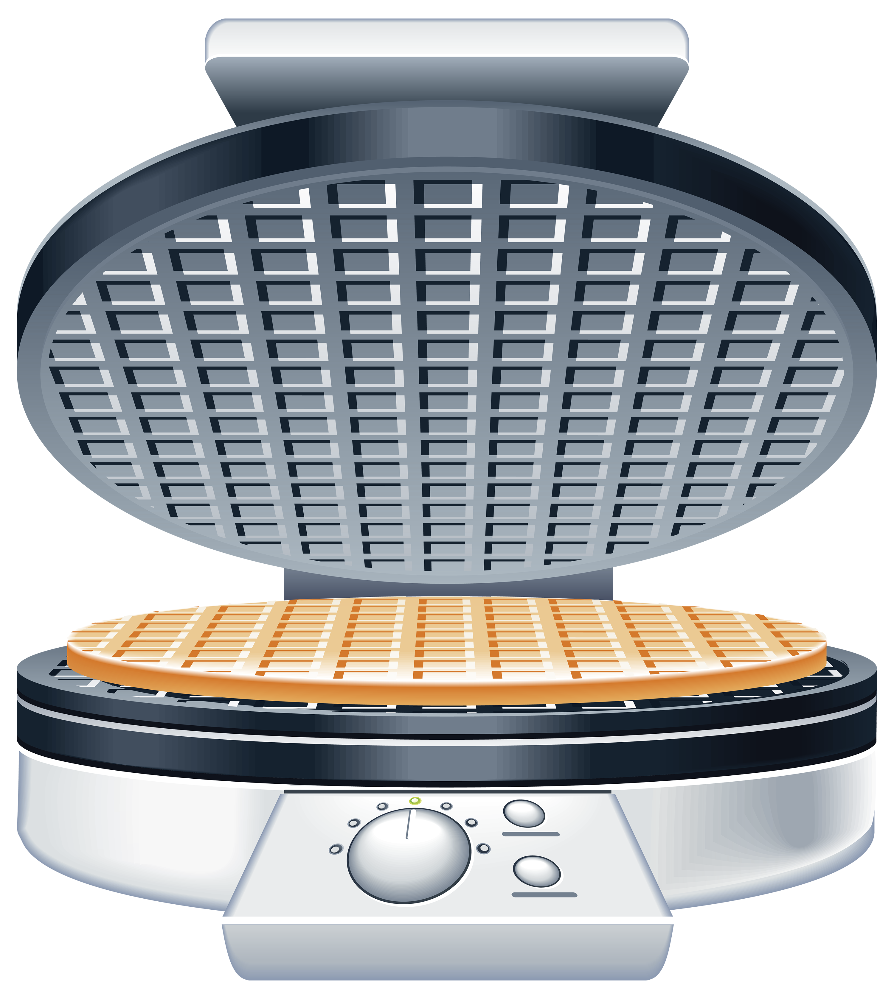 graphic royalty free Waffle maker png best. Toaster clipart cartoon.