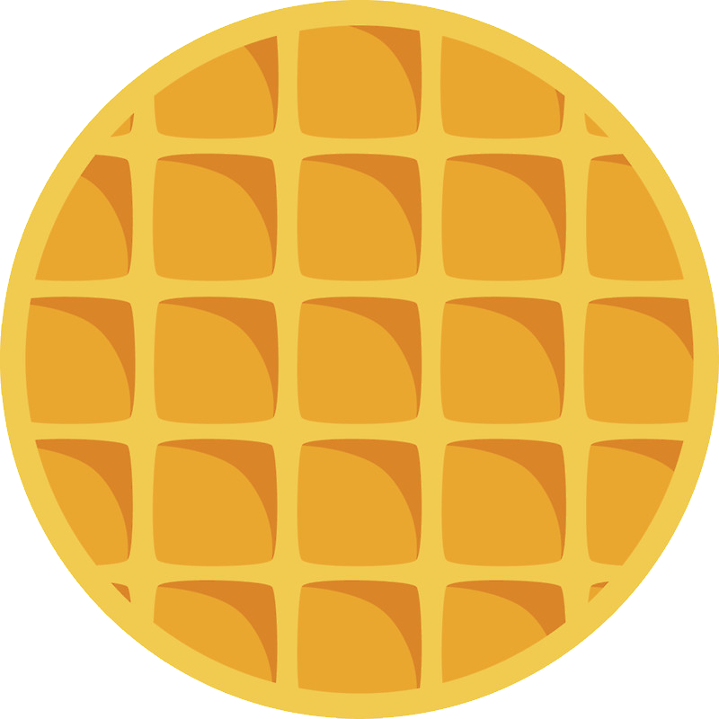clipart royalty free stock Waffle free on dumielauxepices. Waffles clipart