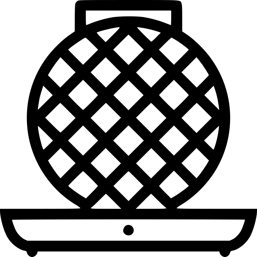 png free download Waffle Iron Svg Png Icon Free Download
