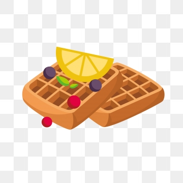 image Waffle clipart png. Vector psd and with
