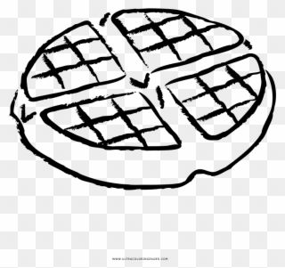 graphic library library Waffles drawing. Waffle free download best.