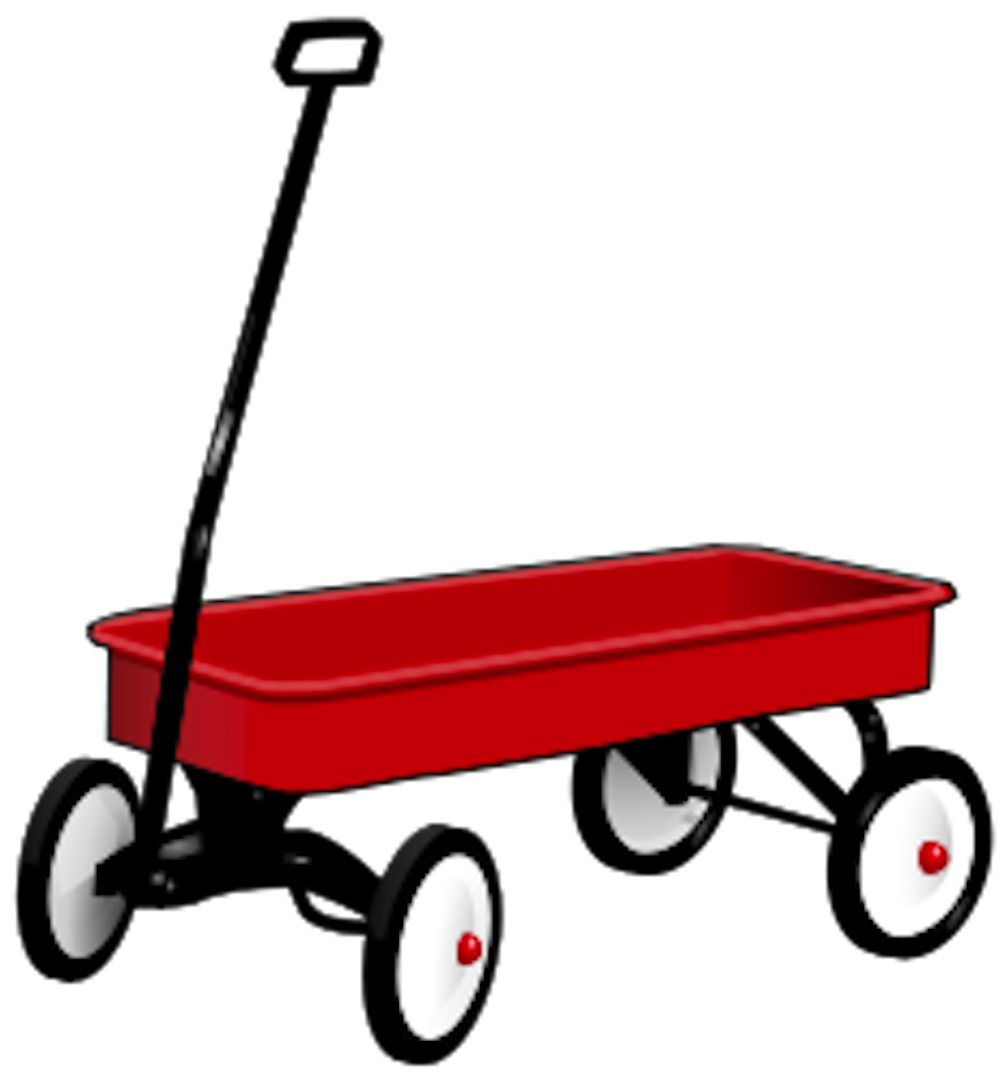 graphic free library Wagon Clipart