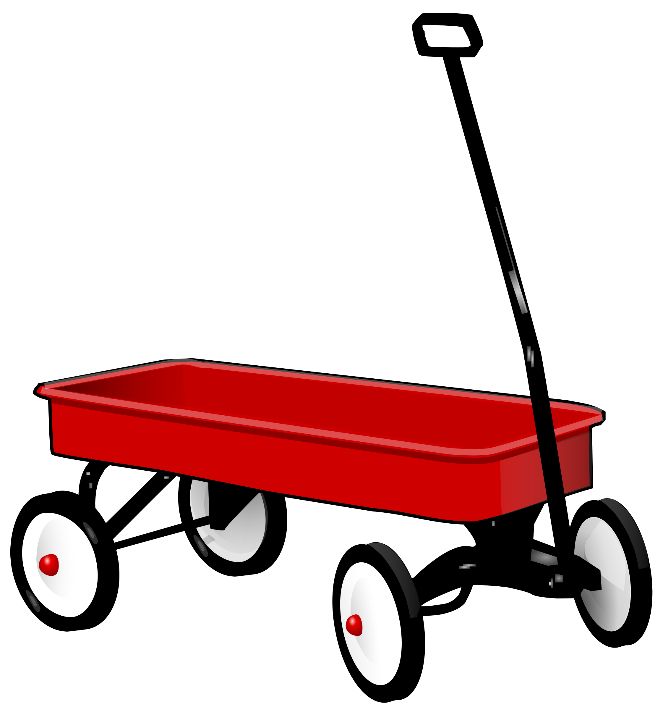 png free stock Wagon Clipart Black And White