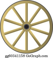 vector library download Clip art royalty free. Wagon wheel clipart
