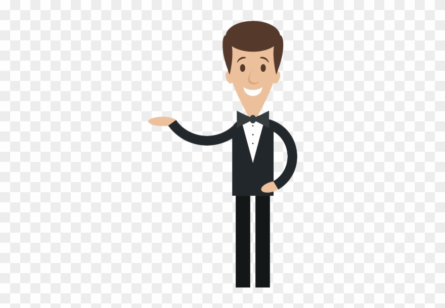 clip art royalty free Png pinclipart . Waiter clipart.