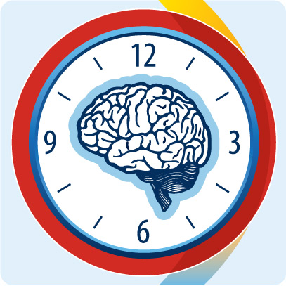 graphic freeuse library Light the biological clock. Wake clipart circadian rhythm