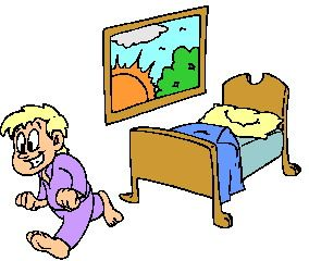 image royalty free Woke up google search. Waking clipart early