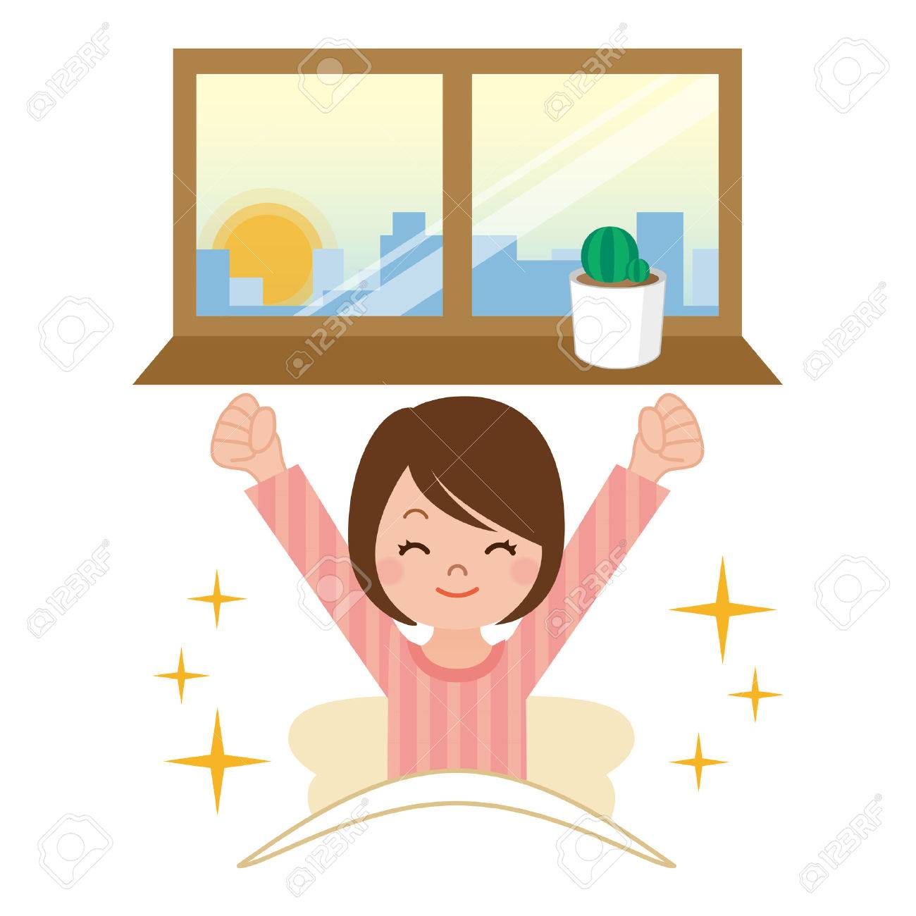 clipart royalty free library To wake up portal. Waking clipart wakeup
