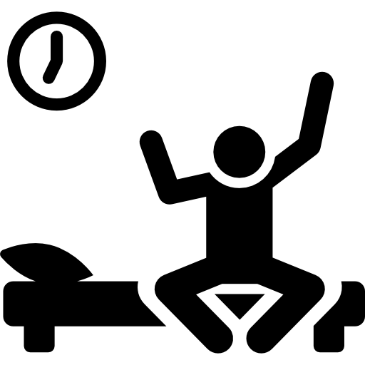 clip art black and white stock Stretching sports gym person. Wake clipart morning exercise.