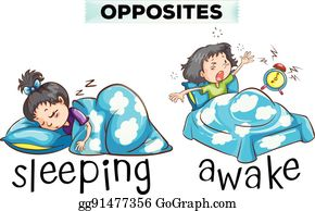 clip art stock Awake clip art royalty. Waking clipart awakening