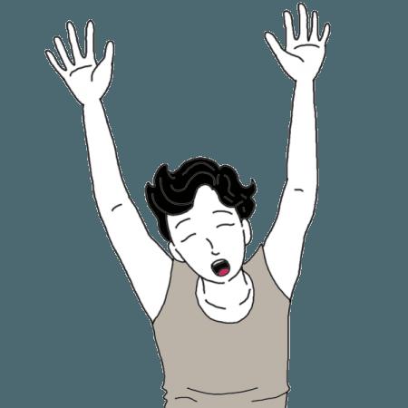 vector royalty free library False dream dictionary interpret. Waking clipart awakening
