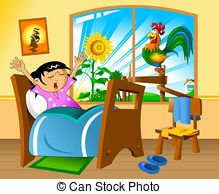 svg free library Waking clipart early to rise. Collection of free awoke