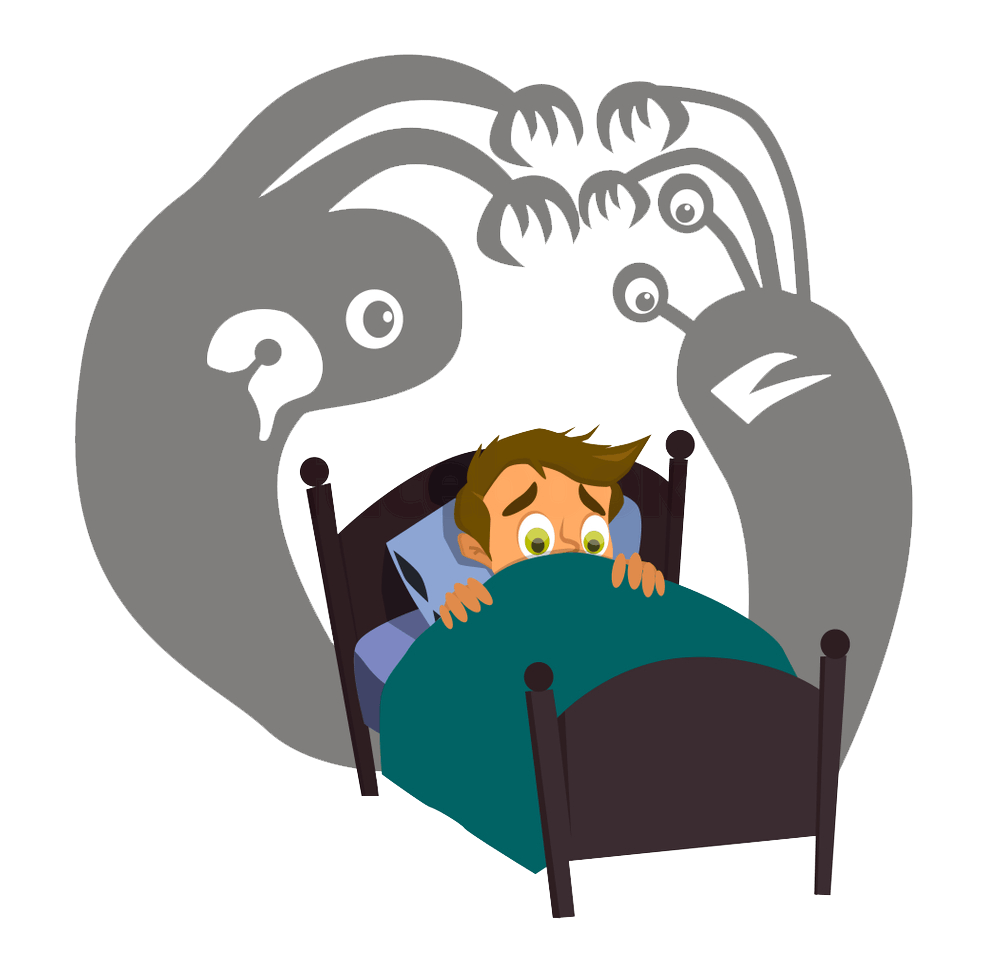 vector library library Waking clipart insomnia. Recognizing treating chapter