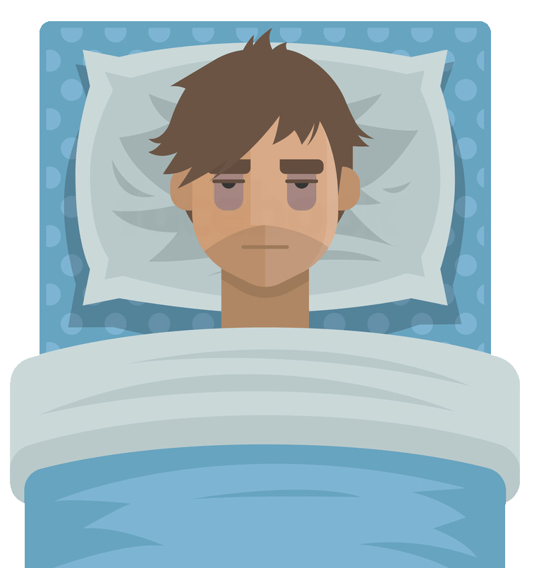 free library Waking clipart insomnia. Recognizing treating