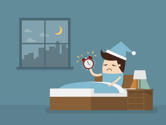 jpg free library Waking clipart sleep disorder. A wake up call
