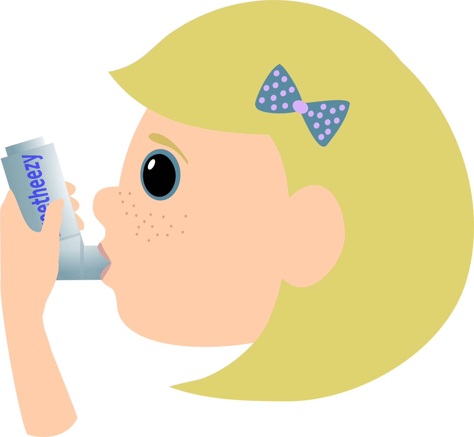 png black and white stock Asthma awareness day the. Waking clipart sleepless.