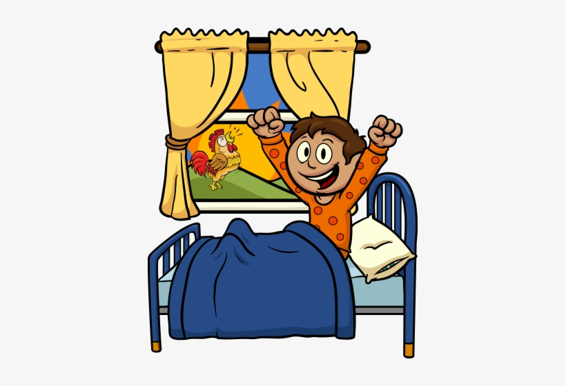 picture transparent stock Waking clipart wakeup. In preparation for the