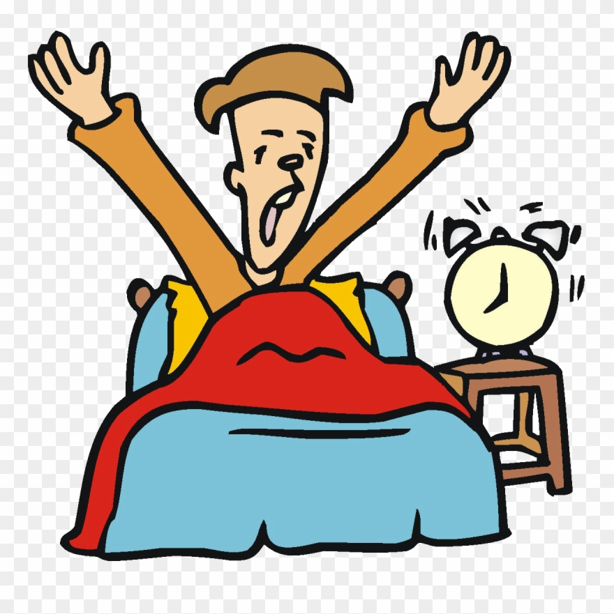 clipart free library Waking clipart wake. Jpg download up png