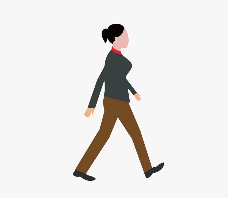 jpg free download Walk png woman free. Walking away clipart.