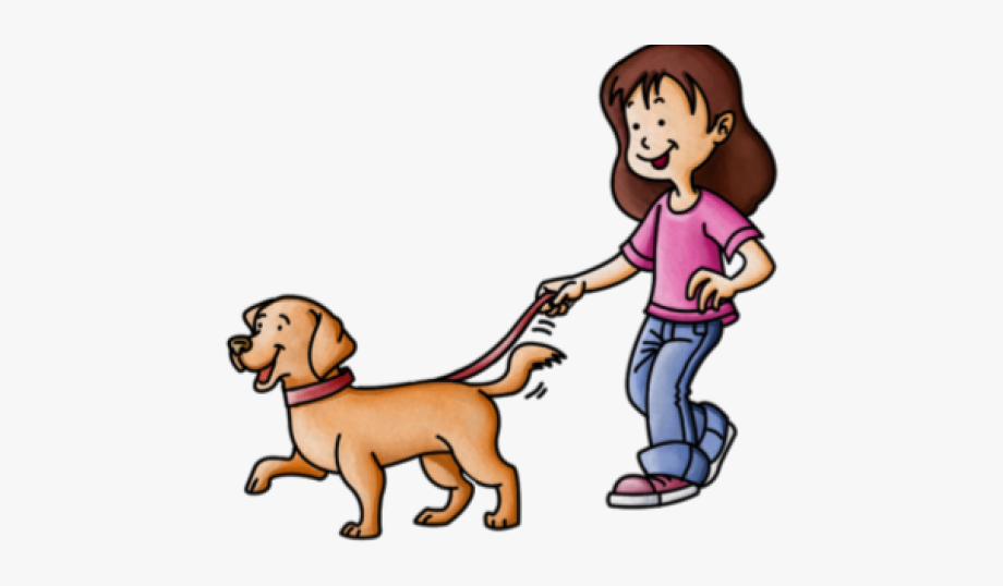 image black and white stock Walking dogs clipart. Dog walker free cliparts