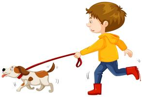 vector royalty free library Dog free vector art. Walking dogs clipart.