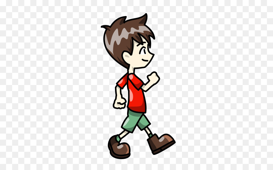 svg black and white download Boy walking clipart. Cartoon child transparent clip