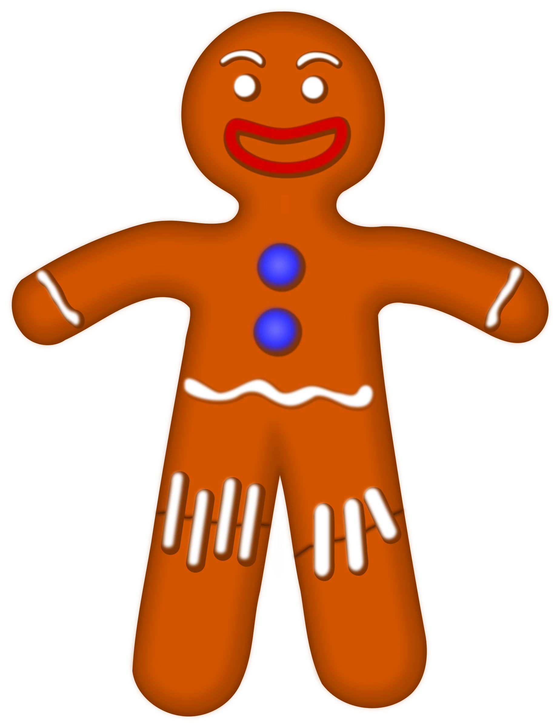 jpg library library Fresh Inspiration Gingerbread Man Clipart Sign Clip Art Image