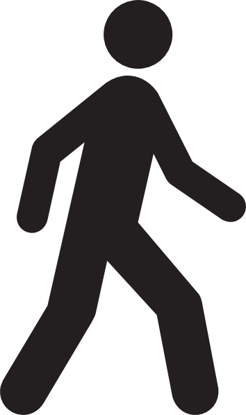 jpg download People silhouette png family. Walking clipart free