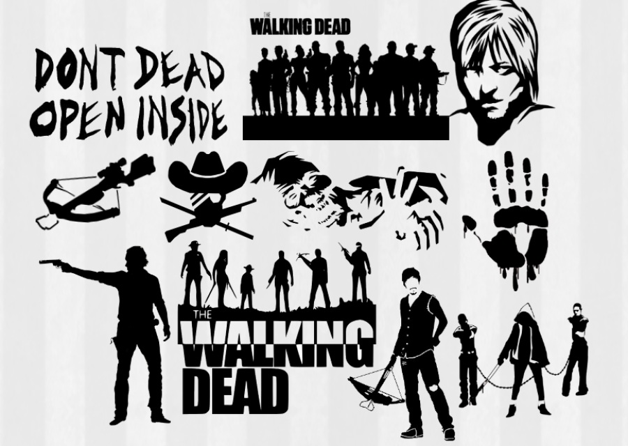 picture library stock Free cliparts download clip. Walking dead clipart