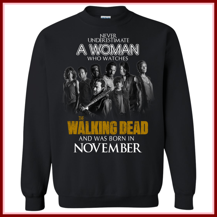 jpg freeuse download Appealing the shirts woman. Walking dead clipart