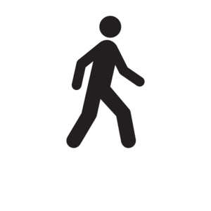 banner transparent stock Walking man clipart. Free cliparts download clip