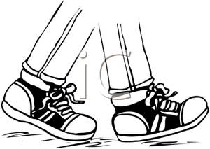 image transparent Station . Walking shoes clipart