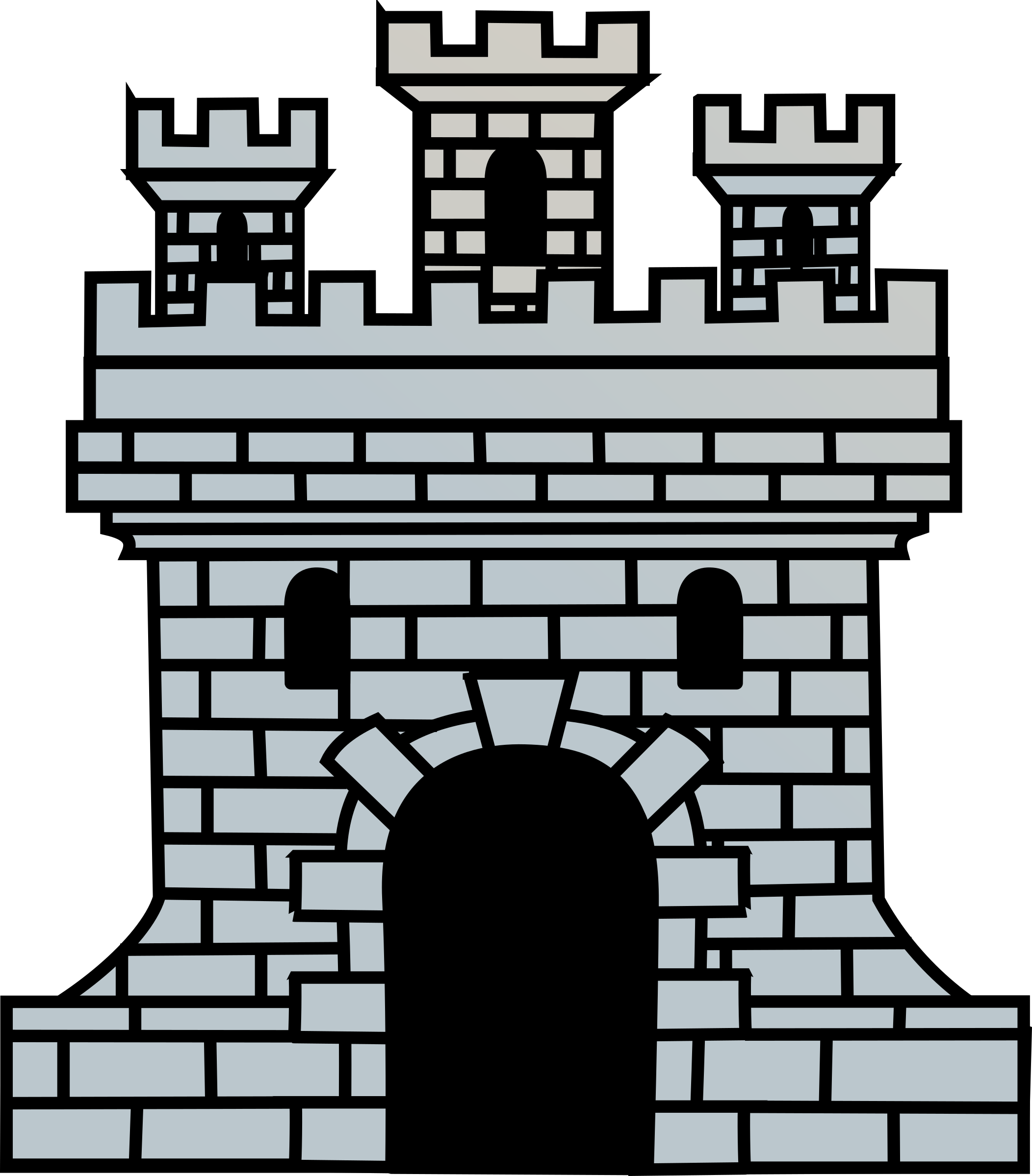 image royalty free download Fortress free on dumielauxepices. Wall clipart.