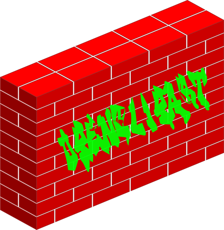 image royalty free library Brick Wall Clipart