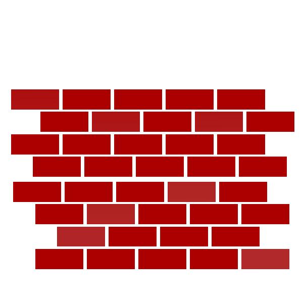 image transparent Bricks clip art at. Brick wall clipart