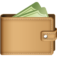 clip library stock Download free png photo. Wallet clipart