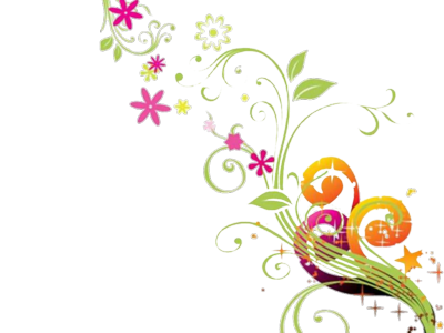 image transparent library Wallpaper vector. Flower png floral transfers.