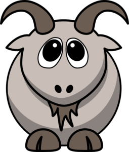graphic free library Walrus clipart grey thing. Goat free on dumielauxepices