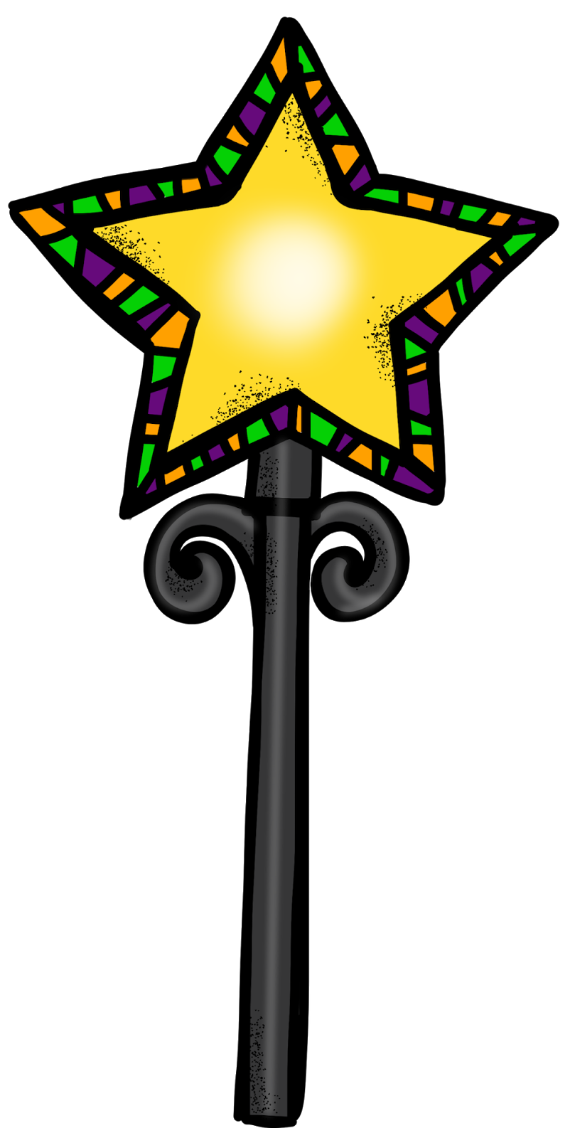 banner library Candy contest update and. Wand clipart witch wand