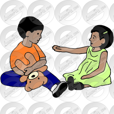 banner black and white Picture for classroom therapy. Want clipart