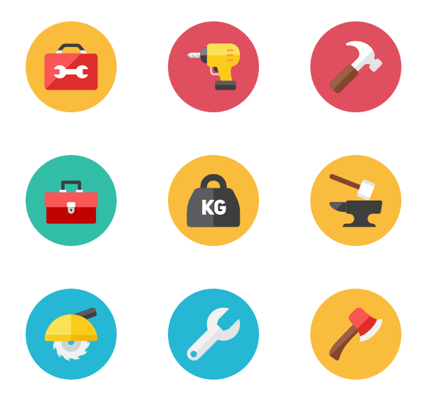 graphic download Icons free vector tools. Want clipart needs improvement