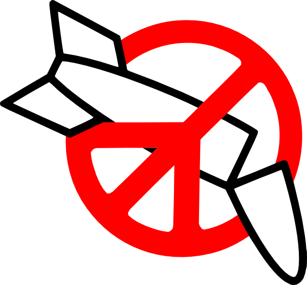 royalty free download Peace not clip art. War clipart.