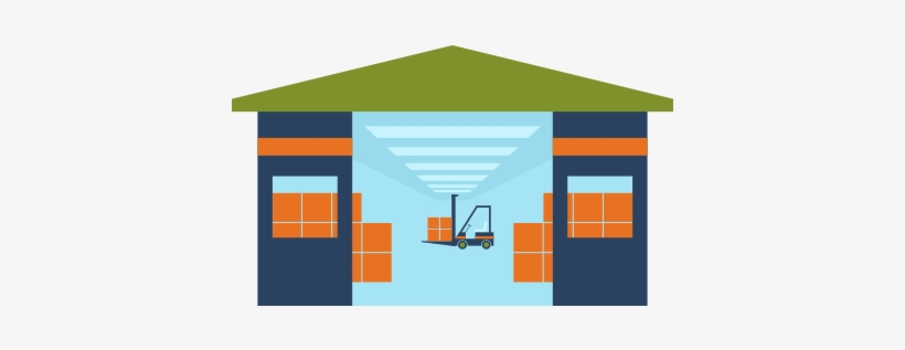 svg freeuse download Wearhouse png front . Warehouse clipart.